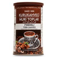 Кофе с фундуком Kurukahveci Nuri Toplar
