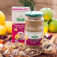 Чай из цветков Бамия: сахар под контролем!