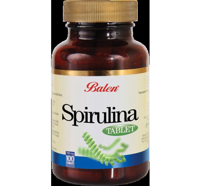 Spirulina Balen для очистки организма